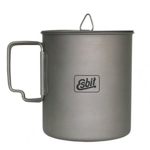 Esbit - Ultra let - Titanium Pot