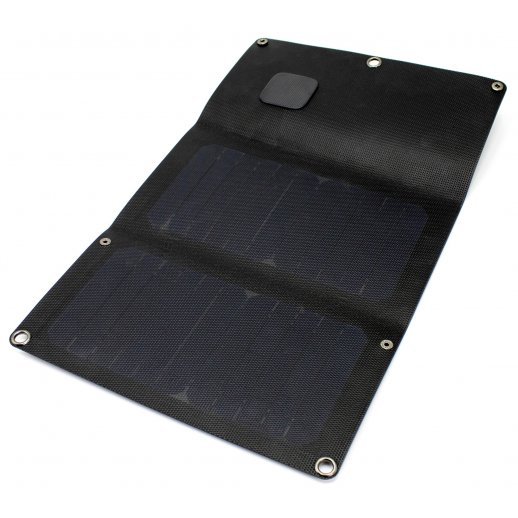 Powertraveller Falcon 12E Foldbar Solcelleoplader