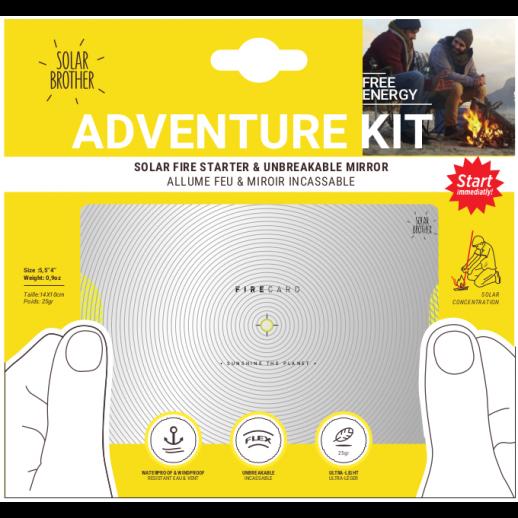 Solar Brother - Adventure Kit