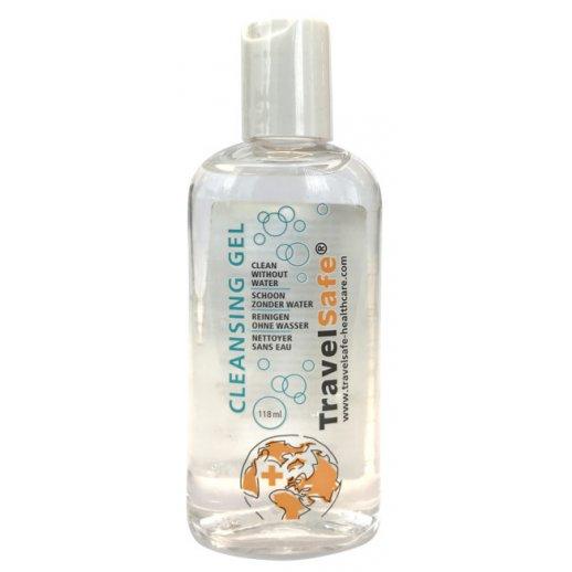 TravelSafe Cleansing gel - Håndvask uden vand