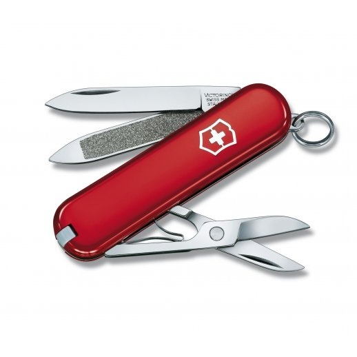 Victorinox lommekniv Classic - Rød