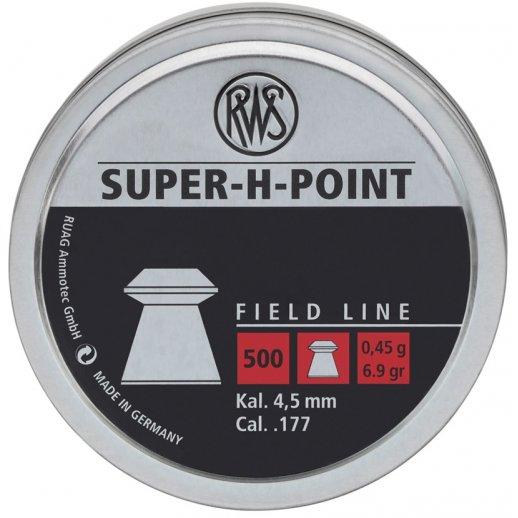 RWS Super-H-Point 4,5mm hagl