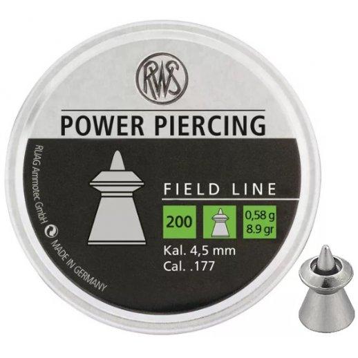 RWS - Power Piercing 4,5mm hagl