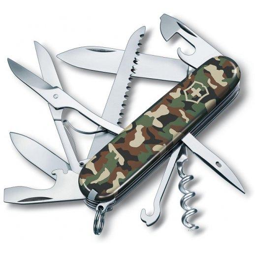 Victorinox lommekniv - Huntsman Camouflage