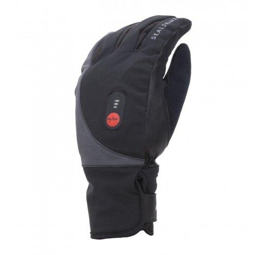 Sealskinz Vandtætte opvarmet handsker