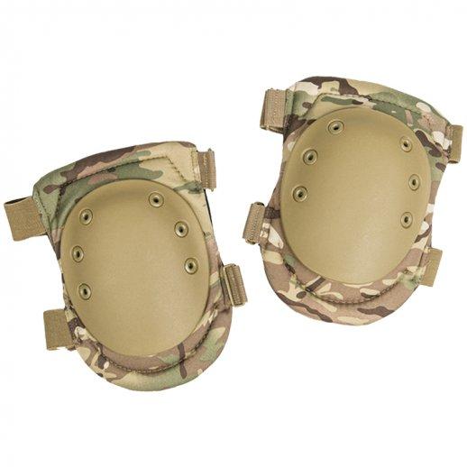 Knæbeskyttere i Multicam fra Mil-tec