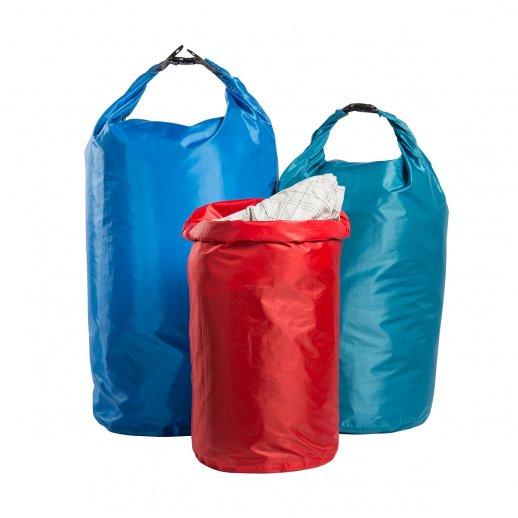 3 stk Drybags fra Tatonka