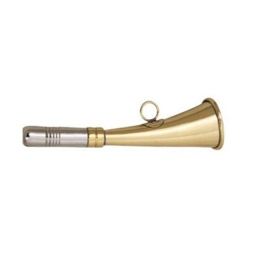 Signalhorn i messing