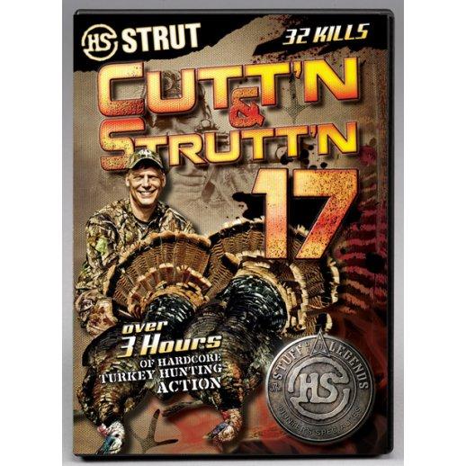 Hunter's Specialties Cutt'n &Strutt'n 17