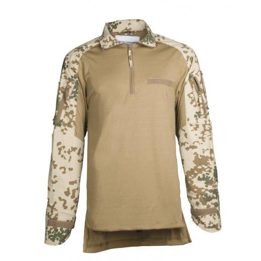 TACGEAR - Combat Shirt - Ørken camouflage
