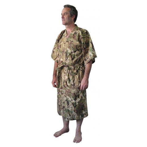 Kimono - Multicam camouflage