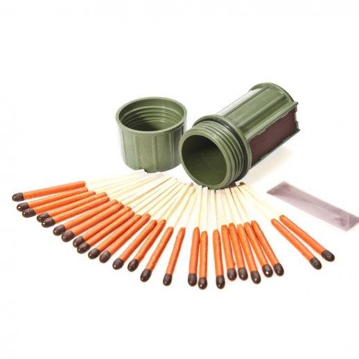 UCO Hurricane Match Kit