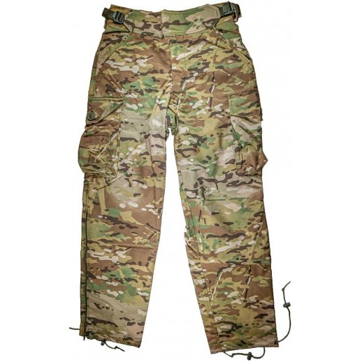Arktis Waterproof Bukser - Multicam