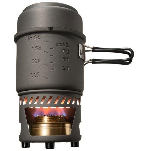 Esbit - Kogesæt med spritbrænder