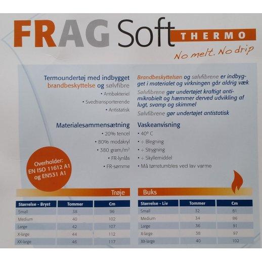 FRAG Soft termosæt - GRØN