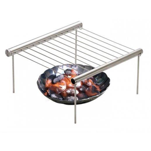 Transportabel mini grillrist