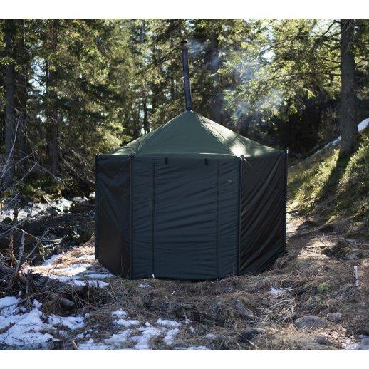 Savotta Sauna telt