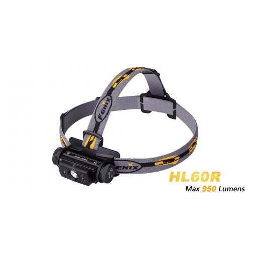 Fenix HL60R - Genopladelig Pandelampe