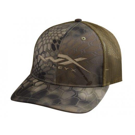 Wiley X - Kryptek Camouflage Cap - Grøn