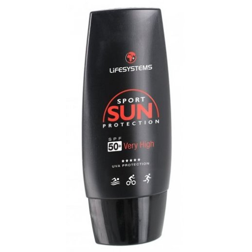 Lifesystems - Solcreme Sport SPF 50+
