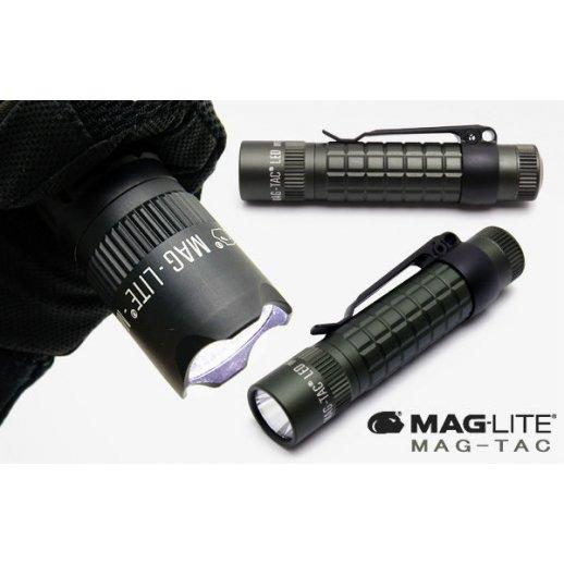 MagLite - MagTac LED Taktisk - Genopladelig