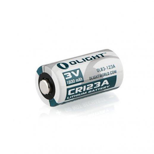 Olight - CR123A Lithium Batteri