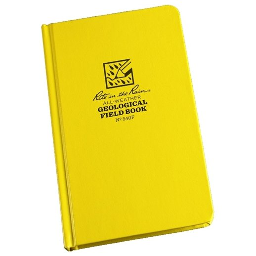 Rite in the rain - Geological Field Book