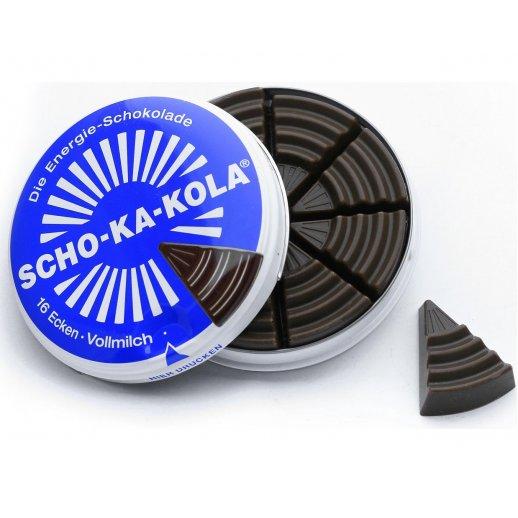 Scho-Ka-Kola - Lys Chokolade
