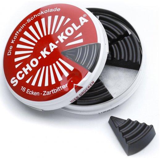 Scho-Ka-Kola - Mørk Chokolade