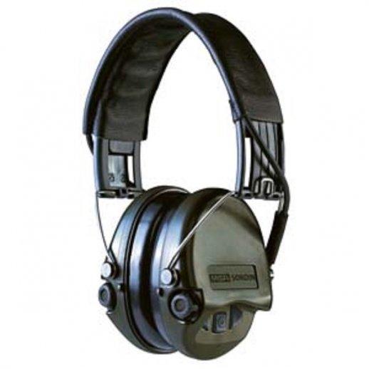 Sordin Supreme Pro elektronisk høreværn