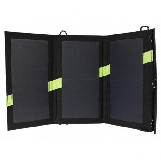Solcellepanel 20W fra PowerAdd