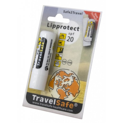 Travelsafe - Lipprotect Læbepomade