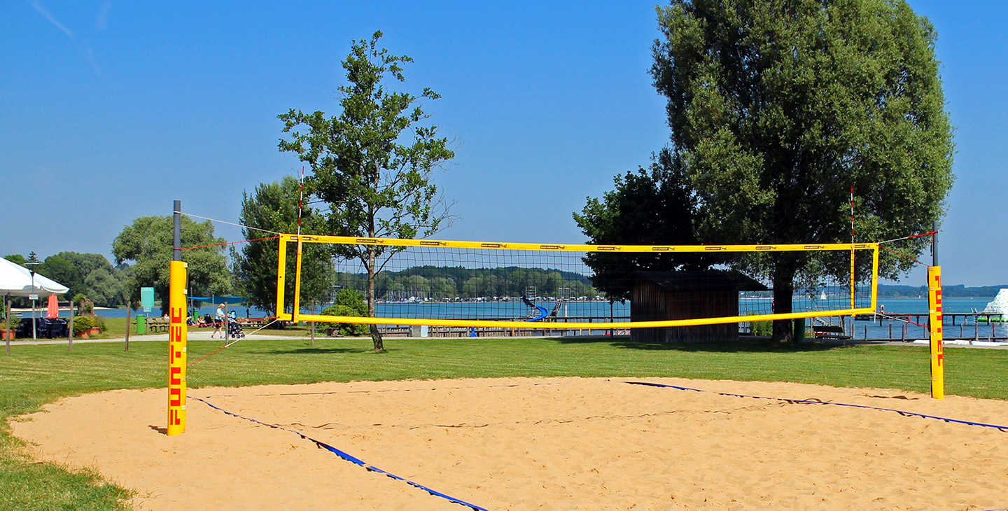 Beachvolleynet