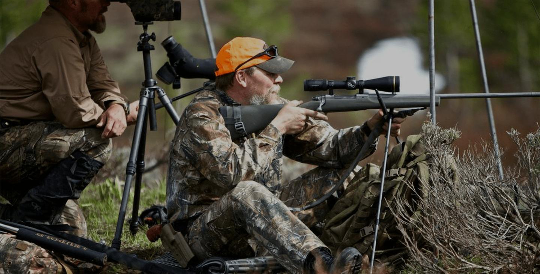 Jagtudstyr og camouflage